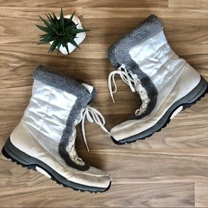 Lands' End Winter Boots, Warm Snow Boots